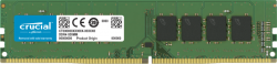Crucial 16GB DDR4 2666 MT/s (PC4-21300) CL19 SR x8 Unbuffered DIMM 288pin [CT16G4DFS8266]
