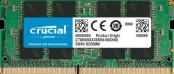 Crucial DDR4 32GB 2666Mhz (PC-21300) 1.2V CL19 SR x8 Unbuffered Non-ECC SODIMM 260pin [CT32G4SFD8266]