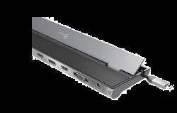 J5create JCD543 USB-C Triple Display Docking Station (USB-C to VGA/HDMI/DP, RJ45, SD card, USB-A x 3, USB-C x 1) Jcd543