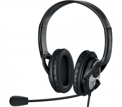 Microsoft LifeChat LX-3000 USB Headset With Noise Cancelling Microphone JUG-00017