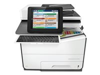 HP Pagewide Managed E58650Dn Multifunction Color Print Copy Scan Duplex Usb 2048 Mb 1.2Ghz Up To 120 000 Pages L3U42A