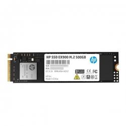 HP SSD EX900 M.2 NVMe 500GB 3D Tlc 2YY44AA#ABB