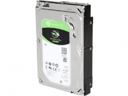 "Seagate Barracuda Hdd 3.5"" Internal Sata 2Tb Desktop Hdd 7200Rpm 6Gb/ S Sata 64Mb 2 Year Warranty"
