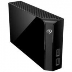 Seagate External 8Tb Backup Plus Desk Hub Black 3 Year Warranty - Integrated Usb 3.0 Hub Stel8000300