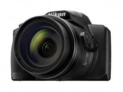 Nikon Digital Compact Camera Coolpix B600 Black 16Mp 60X Optical Zoom Fixed Lens Mini Hdmi B600-Blk