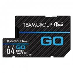 Team Go Card 64gb Micro Sd Card Tgusdx64gu303
