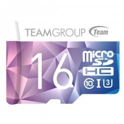 Team Colour Card Ii Micro Sdhc Uhs-1 U3 16g 90/45 R/w Tciiusdh16gu349