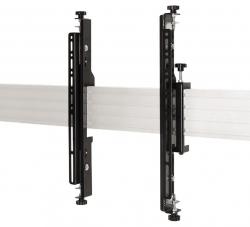 Atdec Adm-B-V400M - Vesa 400 Fixed Brackets With Fine Adjustments (Set Of Two) Adm-Bv400M