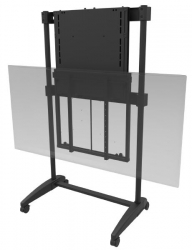 Easilift Dynamic Height Adjustable Portable Tv Stand Ideal For Interactive Display Panels - 60-90Kg'S Eltvs6090