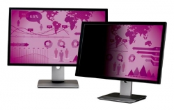"""3M High Clarity Privacy Filter For 22"""" Widescreen Desktop Lcd Monitors (16:10) Hc220W1B"""