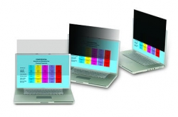 """3M Pf12.5W9 Edge To Edge Privacy Filter For 12.5"""" Widescreen Laptop (16:9) With Comply Tm 98044066904"""