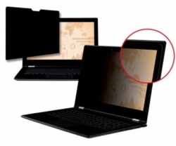 """3M PF15.6W Privacy Filter For Edge-To-Edge 15.6"""" Widescreen Laptop (16:9) 98044066862"""