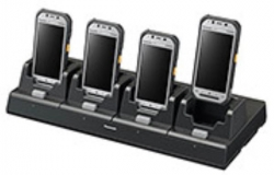 Panasonic Fz-n1 4-device Desktop Cradle Fz-vebn121a