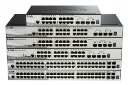 D-link Dgs-1510-52x 52-port Gigabit Smartpro Switch With 48 Utp And 4 Sfp+ 10g Ports Dgs-1510-52x