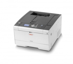 Oki C532dn Colour A4 Pcl 250 Sheet 30ppm Duplex Network Printer 46356103