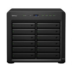 """Synology Diskstation Ds2419+ 12-Bay 3.5"""" Diskless Quad-Core 2.1Ghz 4Xgbe Nas (Scalable) ( Expansion"""