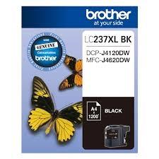 Brother Lc-237xl Black Ink Lc-237xlbk