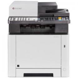 Kyocera Ecosys M5521cdn A4 Colour Mfp Printer / 21ppm / Copy Scan Fax / 1x50 Sheet Tray 1x250 Sheet