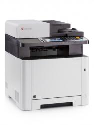 Kyocera Ecosys M5526cdn A4 Colour Mfp Printer / 26ppm / Copy Scan Fax / 1x50 Sheet Tray 1x250 Sheet Tray / Usb / Nic / Duplex / 2yr Onsite 1102r83as0
