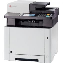 Kyocera Ecosys M5526cdw A4 Colour Mfp Printer / 26ppm / Copy Scan Fax / 1x50 Sheet Tray 1x250 Sheet Tray / Usb / Nic / Wifi / Duplex / 2yr 1102r73as0