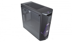 Coolermaster Masterbox K500 Rgb Tempered Glass Window 2X Rgb Led Fans Rgb Splitter Cabl Components