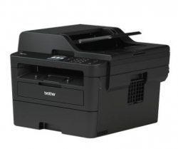Brother Wireless Compact Mono Laser All-in-one-34 Ppm Lan Wifi Auto 2-sided 33.6k Super G3 Fax
