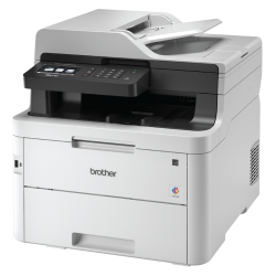 Brother Wireless Networkable Colour Laser Multi-function Centre With 2-sided Printing & Fax Mfc-l3745cdw