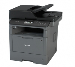 Brother Wireless High Speed Mono Laser Multi-function Centre With 2-sided Printing &scan Mfc-l5755dw