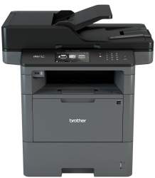 Brother Wireless High Speed Mono Laser Multi-function Centre With 2-sided Printing & Scan Mfc-l6700dw