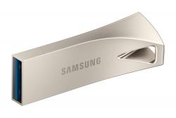 Samsung 128GB Bar Plus USB 3.1 Flash Drive 300MB/s Champagne Silver