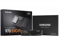 Samsung SSD 970 Evo Plus (2280)-2Tb MZ-V7S2T0BW