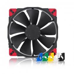 Noctua 200Mm Nf-A20 Pwm Chromax Black Swap 800Rpm Fan (NF-A20-PWM-CH-BK-S)