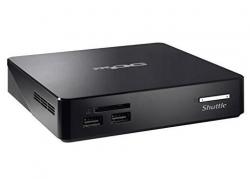 "Shuttle NS02A XPC Nano 0.57L NUC - RK3368 Octa Core 2GB RAM 16GB eMMC 1x 2.5"" Bay 1x 10/ 100 LAN"