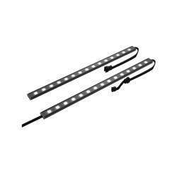 Nzxt Hue Underglow 300mm Dual Rgb Led Strips Nzt-ah-2ugkk-a1