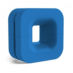 Nzxt Blue Puck Cable Management & Headset Stand Nzt-ba-pckrt-bl
