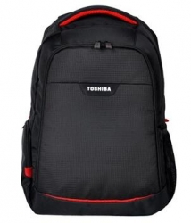 "Toshiba Executive Backpack Fits Up To 15.6"" Notebooks Black Oa1178-Cwtbp"