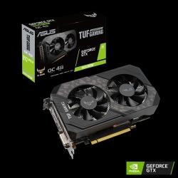 ASUS TUF Gaming GeForce® GTX 1650 SUPER™ OC Tuf-Gtx1650S-O4G-Gaming