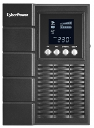 Cyberpower Online Series 1000va/ 800w Tower Online Ups - 3 Yr.adv Replacement Warranty Including