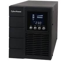 Cyberpower Online S 1500va/1200w (10a) Tower Online Ups - (ols1500e) -2 Yr Adv Replacement Warranty 2 Yr Int. Batteries