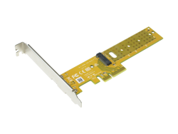 Sunix Pcie X 4 To Nvme M.2 Key-M Card P2M04M00 P2M04M00