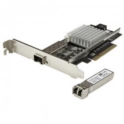 Startech 1-port 10g Sfp+ Fiber Optic Network Card - Pcie - Intel Chip - Mm Pex10000sri
