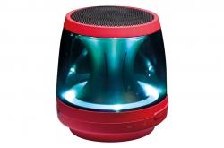 Lg Ph1r Bluetooth Speaker (red) - Led Mood Lightling Speaker Phone Aux In Built In Micphone Ph1r