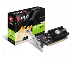 MSI Gt 1030 2G Lp Oc Nvidia Pci-E Geforce Gt 1030 2G Lp Oc