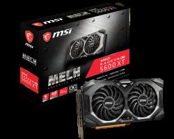 MSI Radeon Rx 5600 Xt Mech OC Graphics Card