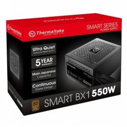Thermaltake ATX PSU: Smart BX1 550W 80+ Bronze PSU (PS-SPD-0550NNSABA-1)