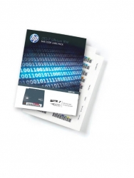 Hpe Hp Lto7 Ultrium Rw Bar Code Label Pack (100's Pre-printed + 10's Cleaning) Q2014a