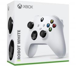 Xbox Wireless Controller Robot White Bluetooth QAS-00003 For Xbox, Windows 10, Android