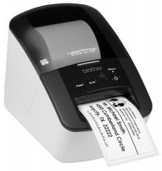 Brother High Speed Professional Pc/ Mac Label Printer/ Up To 62mm Ql-700