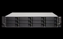Qnap 12-Bay Turbonas Amd Quad-Core 2.0Ghz 4Gb Ddr3L Ram (Max 16Gb) (TS-1263XU-RP-4G)