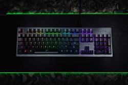 Razer Huntsman Elite - Optical Gaming Keyboard (Linear Switch) - Us Layout - Frml Pkg Rz03-01871000-R3M1